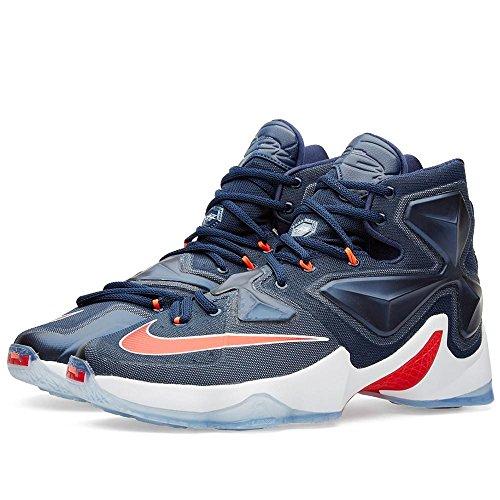 Nike Lebron Xiii Men Us  Red Basketball Shoe
