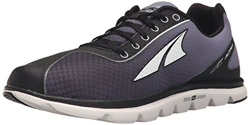 Altra Men's One 2.5 Running Shoe, Black, 11 M US