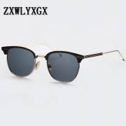 2017 Adult Alloy Mirror Goggle Top Fashion New Men European And American Style Sunglasses Color Retro Ebay Glassesjawbreaker – Men's Sunglasses Best Price