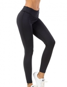 4ucycling Women's Ankle Leggings Comfortable Exercise Workout Running Pants Tummy Control Non See-through Fabric with Inner Pocket