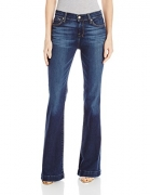 7 For All Mankind Women's The Skinny Jean, Rich Coastal Blue, 27.