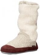 ACORN Women's Slouch Boots, Buff Popcorn, Medium / 6.5-7.5 B(M) US.