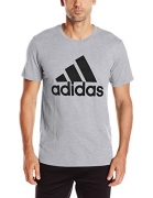 adidas Originals Men's Tops | Trefoil Tee, Core Red, Large