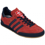 adidas Originals Men's Jeans MKII Trainers US5.5 Red