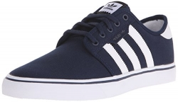 adidas Originals Men's Superstar Casual Sneaker, White/Core Black/White, 8.5 M US.