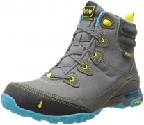Ahnu Women's Sugarpine Hiking Boot,Dark Grey,8 M US.