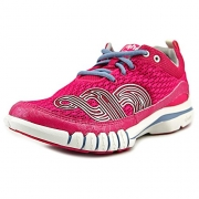 Ahnu Women's Yoga Flex Dragon Fruit Sneaker 8 B (M).