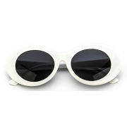 Women's Fashion Flat Top Super Future Sunglasses Retro Vintage Shades – Men's Sunglasses Best Price