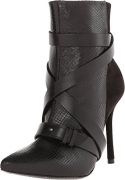 alice + olivia Women's Dustin Zip Boots, Multi/Black, 38.5 EU (8.5 B(M) US Women).