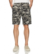 Amazon Essentials Men's Classic-Fit Cargo Short, Grey Camo (New Print), 38 – men's cargos