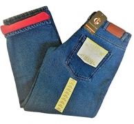 American Sports Apparel Fleece lined Insulated Jeans -40/30 (Blue) – Men's Wallet Best Price