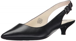 Anne Klein Women's Expert Dress Pump, Black, 11 M US.