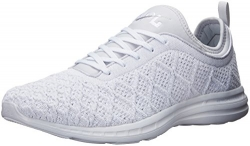 APL: Athletic Propulsion Labs Women's Techloom Phantom Running Shoe, Steel Grey, 5.5 M US.