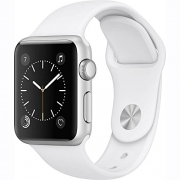 Apple 42mm Smart Watch Series 1 Space Grey Aluminum Case/Black Band