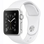 Apple 42mm Smart Watch Series 1 Space Grey Aluminum Case/Black Band