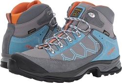 Asolo Falcon GV Hiking Boot – Women's Grey/Stone, 7.5.
