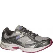 AVIA Women's Avi-Rival Cross-Trainer Shoe, White/Powder Blue, 8.5 W US.