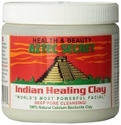 Aztec Secret Indian Healing Clay Deep Pore Cleansing, 1 Pound.