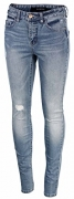 Billabong Women's Hot Mama Skinny Denim Coastal Blue 28.