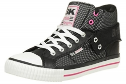 British Knights Demon BK women trainer Sneaker B39-3601-02 white, shoe size:EUR 39.