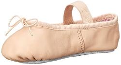 Capezio Women's Jr. Footlight Character Shoe,Black,8.5 M US.