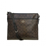 Coach Signature File Crossbody/Messenger Bag F58297