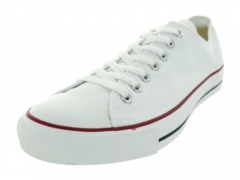 Converse Men's Chuck Taylor All Star Seasonal Ox (38 M EU / 7.5 B(M) US Women / 5.5 D(M) US Men, Optical White).
