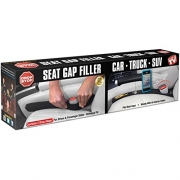 Drop Stop – The Original Patented Car Seat Gap Filler – Set of 2 (AS SEEN ON SHARK TANK)