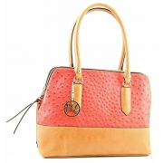 Emilie M. Dawn Tote Shoulder Bag, Nutmeg, One Size.