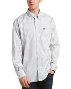 Faconnable Club Fit Dress Shirt, Shirt – 38 Neck – 15 Sleeve – 34-35