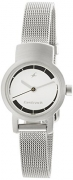 Fastrack Women's 2298SL04 Casual Black Leather Strap Watch – Women's Watches Best Price
