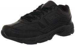 Fila Men's Disruptor II Sneaker,White/White/White,10 M.