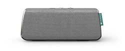 FUGOO Style – Portable Bluetooth Surround Sound Speaker Longest Battery Life with Built-in Speakerphone(Silver)
