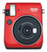 Fujifilm Instax Mini 70 – Instant Film Camera (Blue)