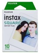 Fujifilm Instax Square SQ10 Hybrid Instant Camera – Black