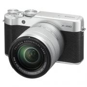 Fujifilm X-A3 Mirrorless Camera XC16-50mm F3.5-5.6 II Lens Kit – Silver