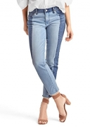 Gap AUTHENTIC 1969 two-tone real straight jeans (33R)