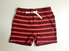 GAP Baby Boy 3-6 Months Red / Orange Pull-On Striped Knit Shorts – Virginia Tech