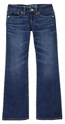 Gap Kids Girls Blue Denim Boot Cut Flap Pocket Jeans 12 Plus +