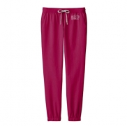 GAP Women's Sweatpant Logo (Maroon, Large)