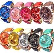Geneva Women's Wholesale 10 Assorted Platinum watch (10PACK-A3) – Women's Watches Best Price