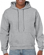 Hanes Men's Full Zip EcoSmart Fleece Hoodie, Deep Forest, X-Large