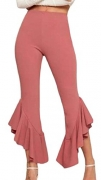 Rochit Leggings Women'S Star Universe Shines Galaxy Purple 3D Print Pants Women High Waist Pants Trousers Sales – Women's Capris Best Price