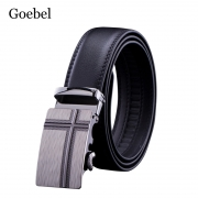 New Brand Designer Men's Belt 2017 Hot Leather Belt Black High Quality Genuine Leather Belt for Men Novelty Male Strap SM002 – Men's Wallet Best Price