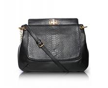 Gregory Sylvia Womens Bartlett Shoulder Bag, Black.