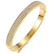 14k Gold Curb Cuban Bracelet