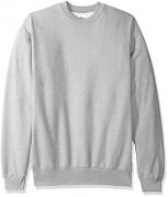 Hanes Men's Ecosmart Fleece Sweatshirt, Light Steel, Large – Mens Sweatshirts Best Price
