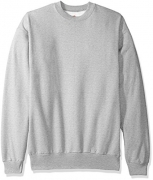 Hanes Men's Ecosmart Fleece Sweatshirt,Light Steel,XL – Mens Sweatshirts Best Price