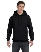 Starter Men's Pullover Logo Hoodie, Prime Exclusive, Team Maroon with White Logo, XXXL