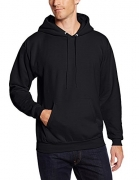 The North Face Men's Half Dome Hoodie – TNF Dark Grey Heather/Brilliant Blue – L